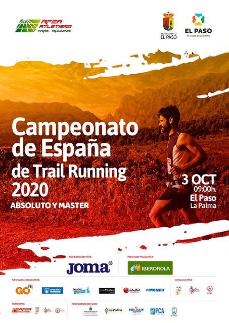 Abierto plazo de inscripción para el VI Campeonato de España de Trail Running Absoluto y Máster - 1, Foto 1