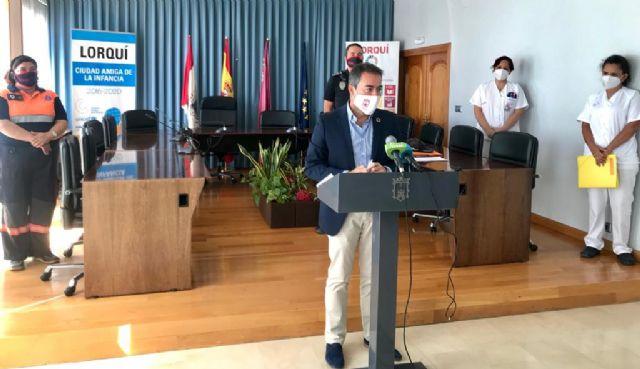 El alcalde ruega el confinamiento voluntario a los vecinos por el importante aumento de positivos en COVID en el municipio - 1, Foto 1