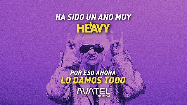 Avatel crea la tarifa Heavy y regala 50 GB extra en las tarifas móviles para la vuelta al cole - 1, Foto 1