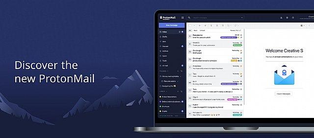 Protonmail - Tu alternativa a AppleMail y Gmail ha llegado - 1, Foto 1