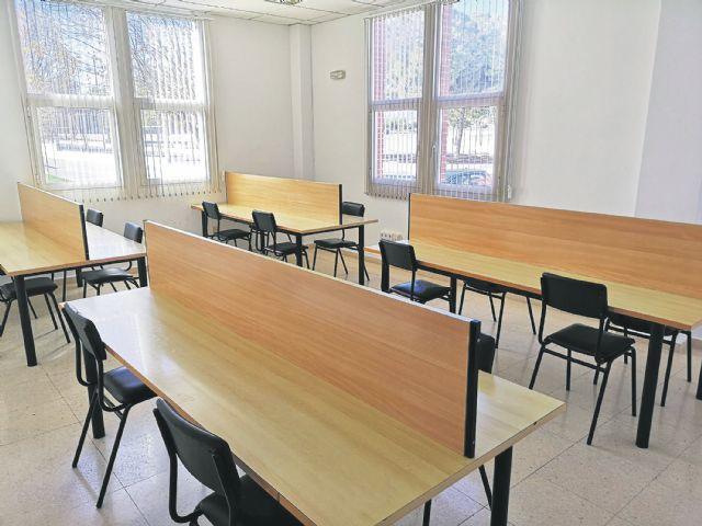 El aula de estudio de la Casa de la Cultura estrenará sistema de acceso en septiembre - 1, Foto 1