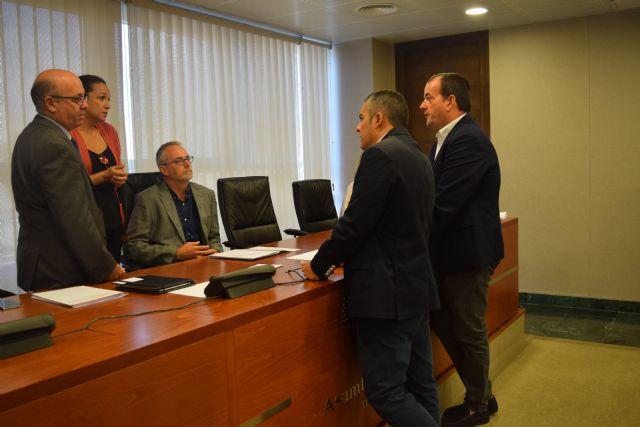 La comisión de Economía rechaza que el Tribunal de Cuentas investigue al ayuntamiento de Pliego - 1, Foto 1
