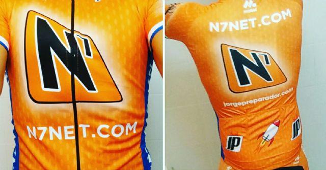 N7 y Mobel Sport, dos marcas murcianas unidas por el deporte