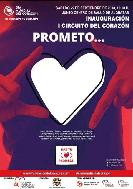 Alguazas contará con un Paseo del Corazón - 1, Foto 1