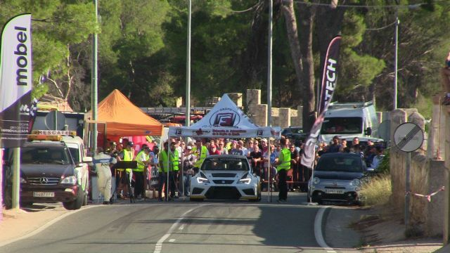 Maximum expectation before the penultimate appointment of CEM 2019, the Ascent to La Santa, Foto 3
