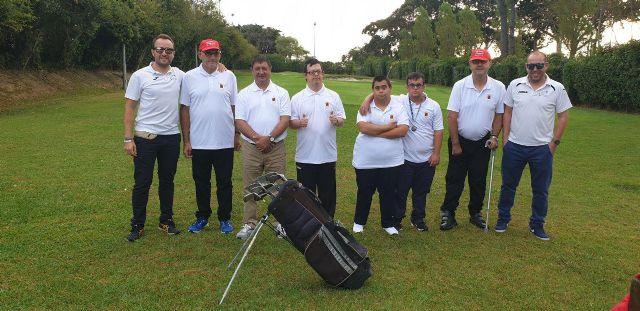 El Club Deportivo Aidemar consigue 3 medallas en el Campeonato de España de Golf - 1, Foto 1