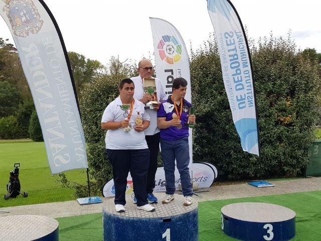 El Club Deportivo Aidemar consigue 3 medallas en el Campeonato de España de Golf - 2, Foto 2
