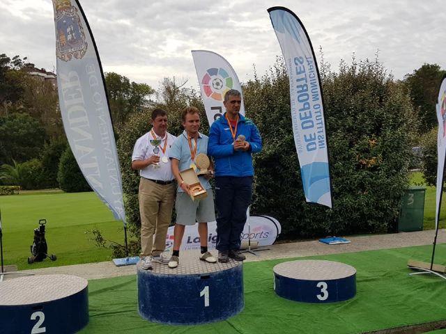 El Club Deportivo Aidemar consigue 3 medallas en el Campeonato de España de Golf - 3, Foto 3