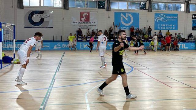 Zambú CFS Pinatar 6 - 6 Imperial Deportivo: la locura reinó en el Príncipe de Asturias de San Pedro del Pinatar - 1, Foto 1