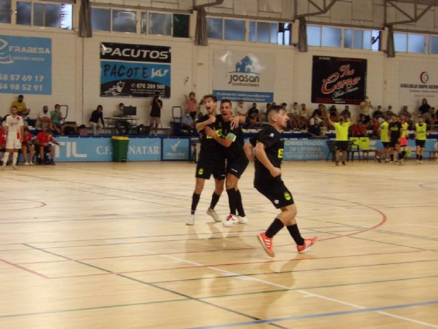 Zambú CFS Pinatar 6 - 6 Imperial Deportivo: la locura reinó en el Príncipe de Asturias de San Pedro del Pinatar - 2, Foto 2