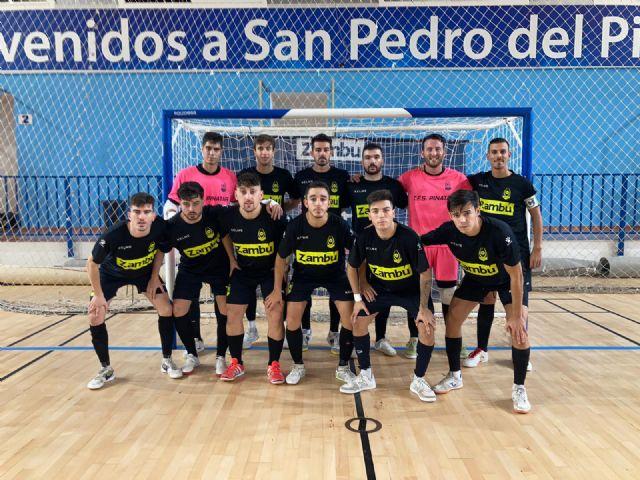 Zambú CFS Pinatar 6 - 6 Imperial Deportivo: la locura reinó en el Príncipe de Asturias de San Pedro del Pinatar - 3, Foto 3