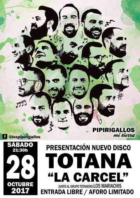 Los Pipirigallos presentarán su nuevo CD mi tierra este sábado 28 de octubre a las 21:30 horas en La Cárcel, Foto 2
