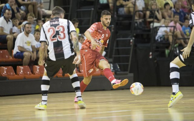 ElPozo Murcia trabaja ya con la menta puesta en una semana intensa con tres encuentros ligueros - 1, Foto 1