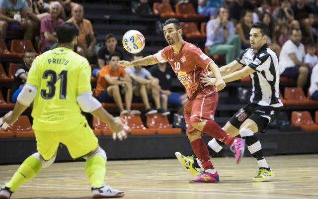 ElPozo Murcia trabaja ya con la menta puesta en una semana intensa con tres encuentros ligueros - 2, Foto 2