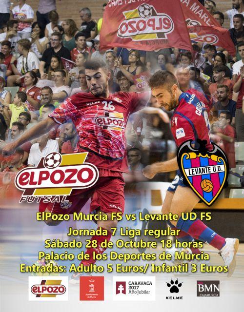 ElPozo Murcia trabaja ya con la menta puesta en una semana intensa con tres encuentros ligueros - 3, Foto 3