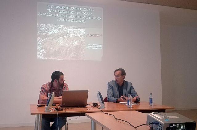 El yacimiento arqueológico de Las Cabezuelas, presente en el II Congreso Internacional LEGATVM 2.0 - 2, Foto 2