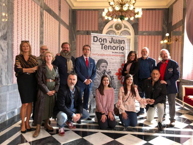 El Teatro Romea acoge por 29 año consecutivo la obra ´Don Juan Tenorio´ - 1, Foto 1
