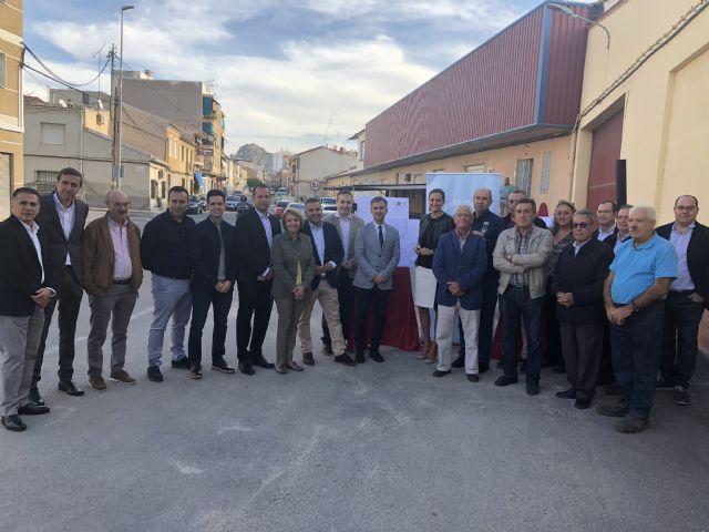 La Comunidad solucionará la evacuación de las aguas en la zona baja del casco urbano de Archena - 1, Foto 1