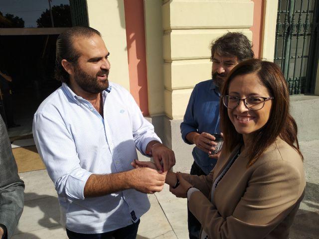 El PSOE remarca que al equipo y a la afición del Real Murcia no se les puede abandonar y reclama más implicación de las instituciones - 3, Foto 3