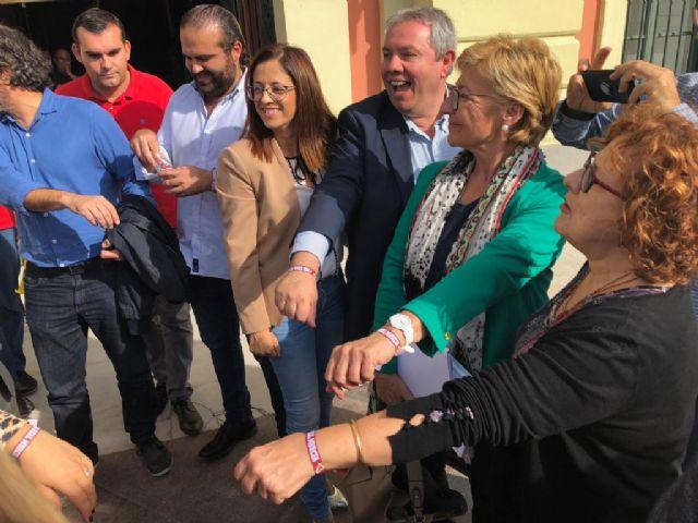 El PSOE remarca que al equipo y a la afición del Real Murcia no se les puede abandonar y reclama más implicación de las instituciones - 5, Foto 5