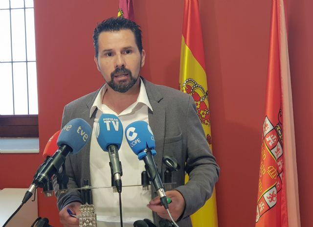 Cs denuncia que el PSOE bloquea la mesa de trabajo del reglamento de Participación Ciudadana y el de funcionamiento de las Juntas Municipales - 1, Foto 1