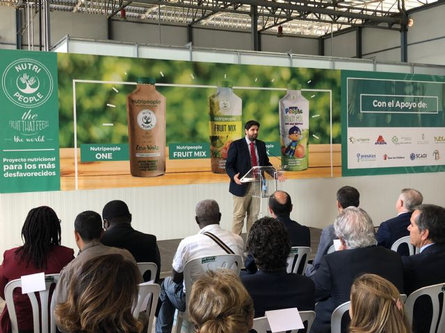 López Miras: En cinco años hemos destinado más de 10 millones a apoyar 320 proyectos de la industria agroalimentaria - 2, Foto 2