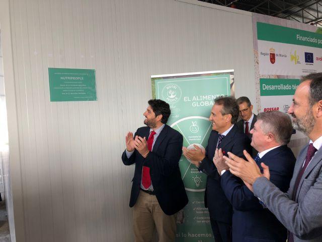 López Miras: En cinco años hemos destinado más de 10 millones a apoyar 320 proyectos de la industria agroalimentaria - 3, Foto 3