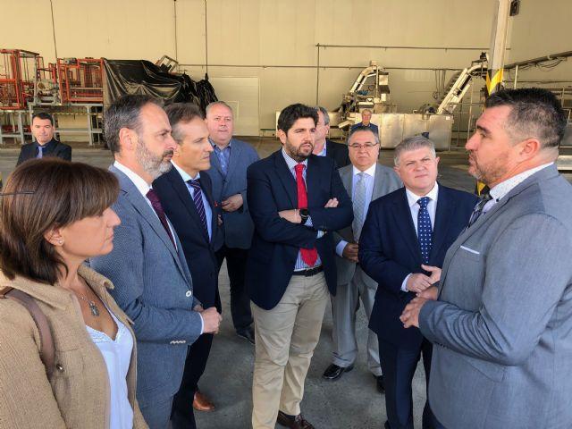 López Miras: En cinco años hemos destinado más de 10 millones a apoyar 320 proyectos de la industria agroalimentaria - 4, Foto 4