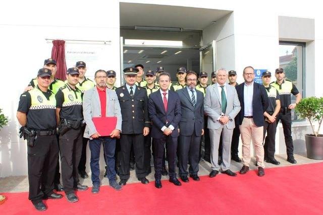 La Policía Local de Lorquí estrena cuartel - 2, Foto 2