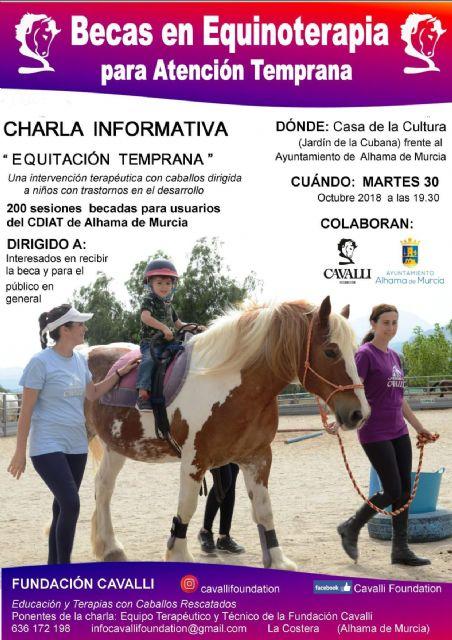Fundación Cavalli llevó a cabo el programa