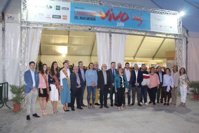 El langostino del Mar Menor protagoniza el encuentro gastronómico 'Vivo 2018' - 1, Foto 1