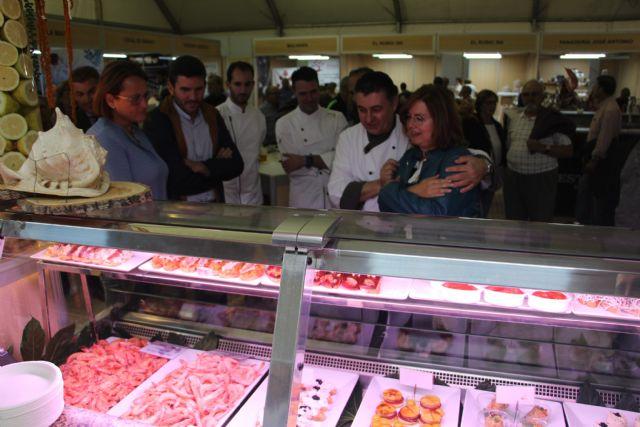 El langostino del Mar Menor protagoniza el encuentro gastronómico 'Vivo 2018' - 2, Foto 2