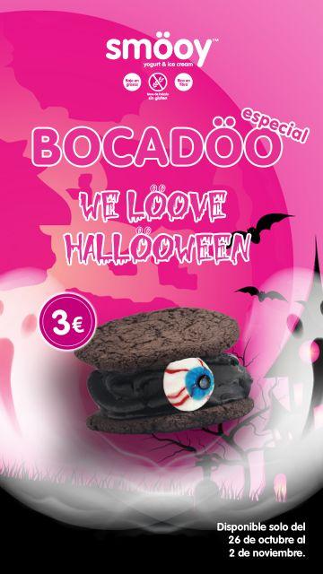 La cadena de yogur helado smöoy presenta We löove Hallöoween, una campaña terrorífica - 1, Foto 1