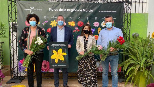 El Gobierno regional impulsa una campaña para fomentar el consumo de flor cortada y ornamental y reactivar el sector - 1, Foto 1