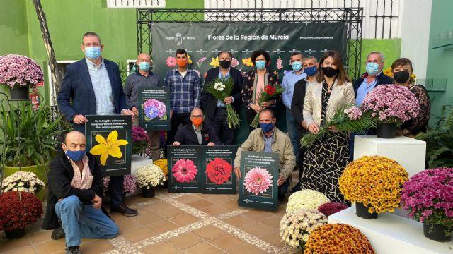 El Gobierno regional impulsa una campaña para fomentar el consumo de flor cortada y ornamental y reactivar el sector - 2, Foto 2