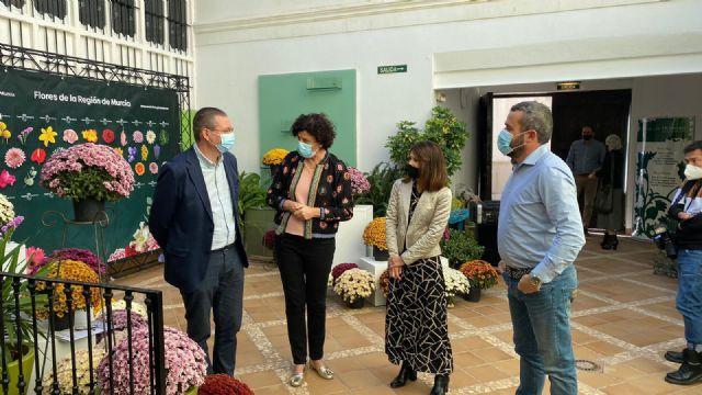 El Gobierno regional impulsa una campaña para fomentar el consumo de flor cortada y ornamental y reactivar el sector - 3, Foto 3