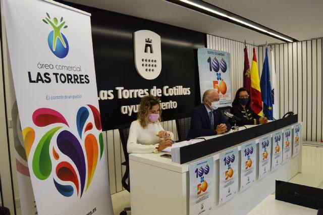 5.000 euros en premios en las compras navideñas de Las Torres de Cotillas - 2, Foto 2