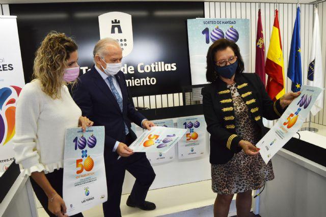 5.000 euros en premios en las compras navideñas de Las Torres de Cotillas - 3, Foto 3