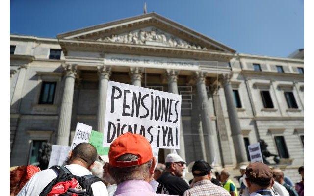 El Pacto de Toledo cierra una propuesta sobre pensiones que busca garantizar la sostenibilidad del sistema - 1, Foto 1