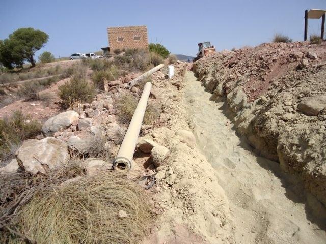 Adjudican las obras y actuaciones para la mejora del rendimiento de la red de agua en la diputación de La Ñorica