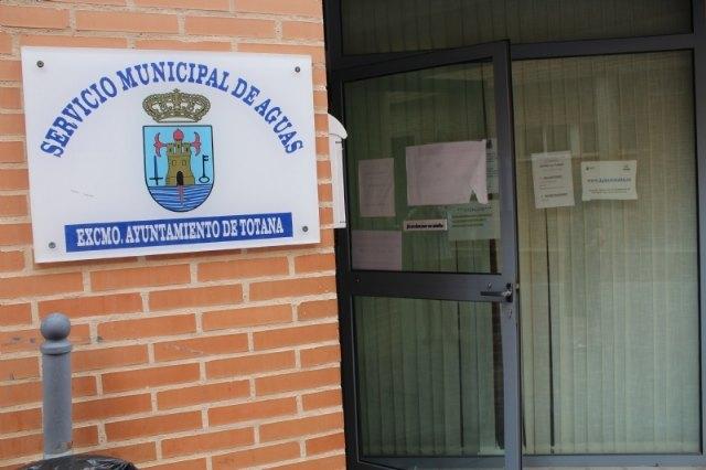 Inician el contrato de servicios de análisis de agua para consumo humano y formación del personal del Servicio Municipal de Aguas
