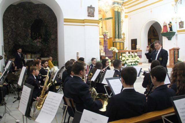 Misa amenizada por la Banda Municipal de Música en honor a Santa Cecilia - 2, Foto 2