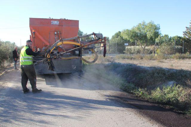 La Concejalía de Obras desarrolla actuaciones de mejora en más de 20 caminos rurales - 2, Foto 2