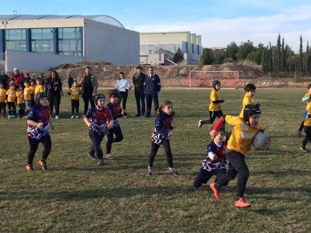 Las Torres de Cotillas, sede de un curso de monitores de rugby de categorías base - 1, Foto 1