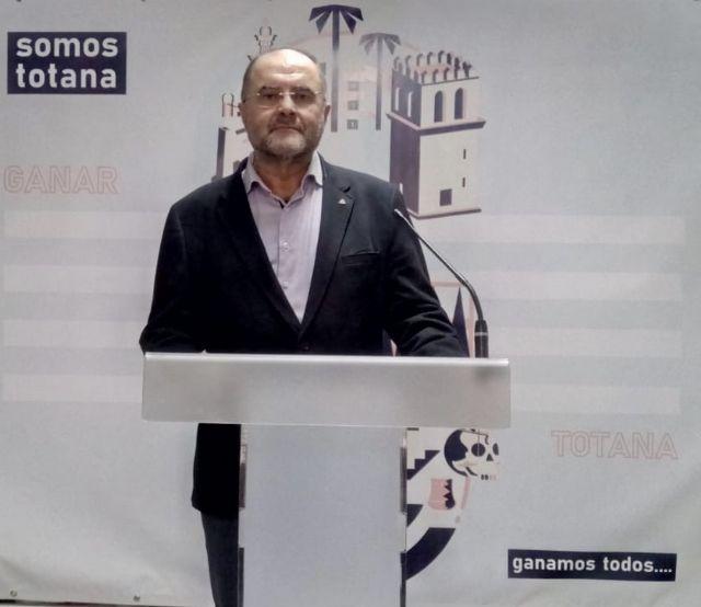 Ganar Totana hace un llamamiento a la participación en su proceso democrático de elección del candidato a la alcaldía para las municipales de 2019