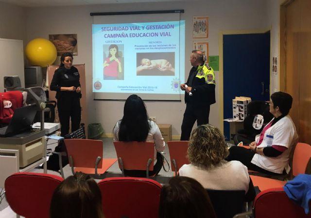 La campaña de educación vial conciencia para prevenir las lesiones infantiles - 1, Foto 1