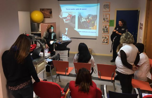 La campaña de educación vial conciencia para prevenir las lesiones infantiles - 2, Foto 2