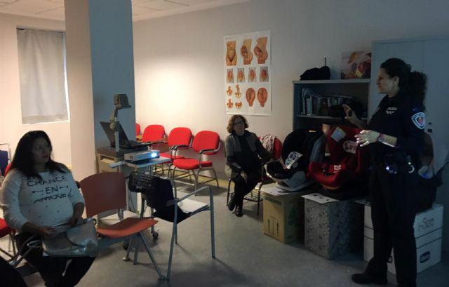 La campaña de educación vial conciencia para prevenir las lesiones infantiles - 3, Foto 3