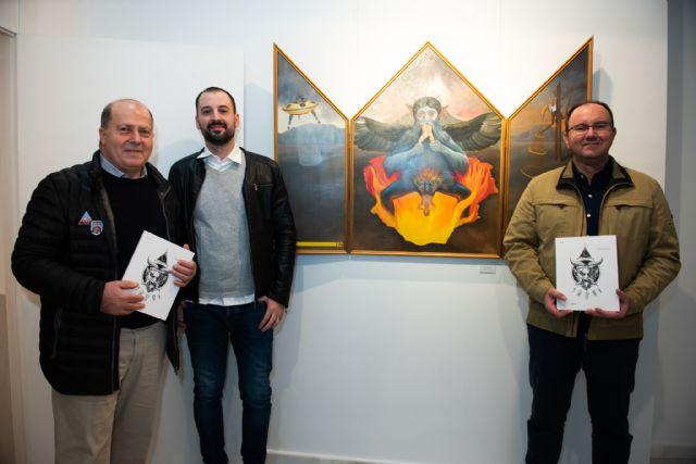 Martínez Cánovas expone en Casas Consistoriales hasta el 12 de enero - 1, Foto 1