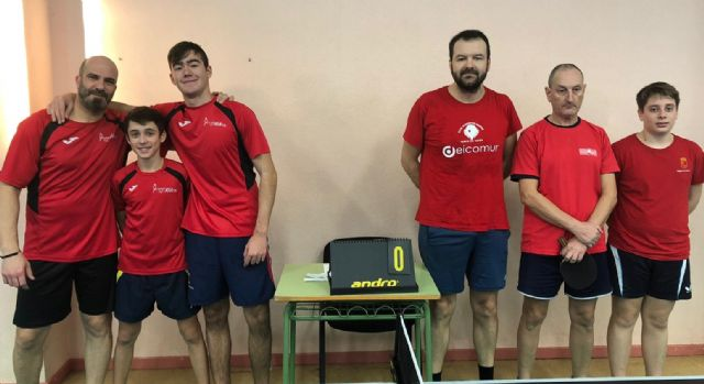 Resultados fin de semana club Totana TM. 2ª nacional: Totana T.M. 5 - CTM Alcoy 1 - 5, Foto 5